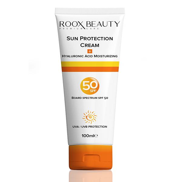 Roox Beauty Sunscreen Cream