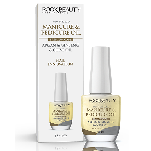 Roox Beauty Manicure & Pedicure Oil