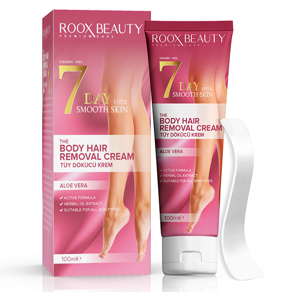Roox Beauty Body Hair Removal Cream