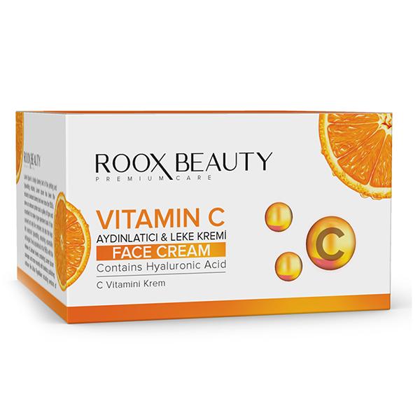 Roox Beauty Vitamin C Cream